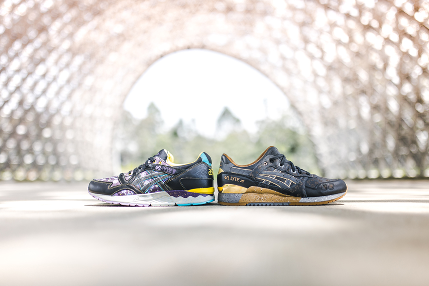 Limited Edt x ASICS Tiger