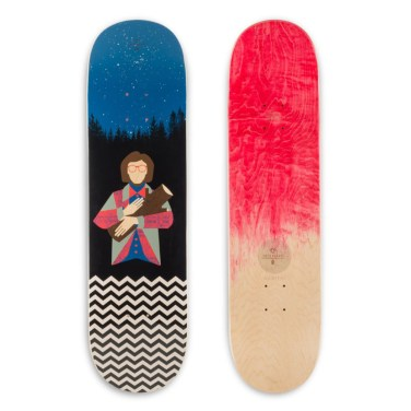 "Twin Peaks x Habitat ""Log Lady"""
