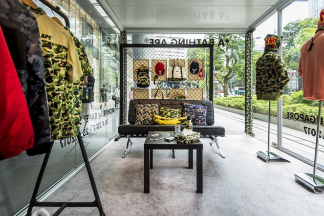 ARCHIVE by BAPE Singapore