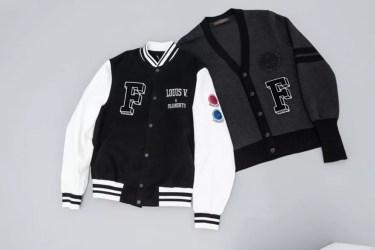 Louis Vuitton x Fragment Design Jackets