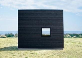 Muji Hut Exterior