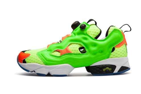 Enjoy Summer in the Reebok Instapump Fury Squirt Gun Double Pack