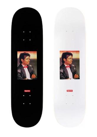 Michael Jackson Skateboard