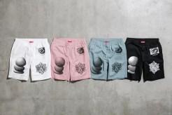 Supreme x M.C. Escher Shorts