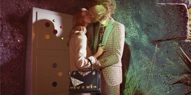 Gucci's Fall/Winter 2017 Campaign will take you on an intergalactic adventure