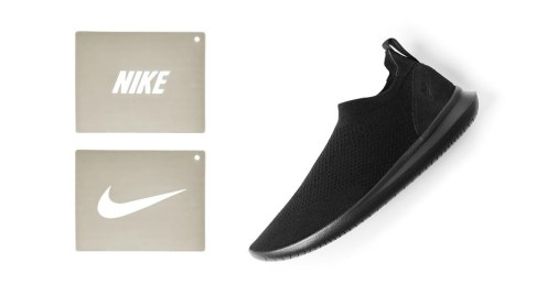 The Nike Gakou Flyknit (Black)