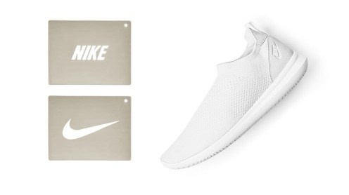 The Nike Gakou Flyknit (White)