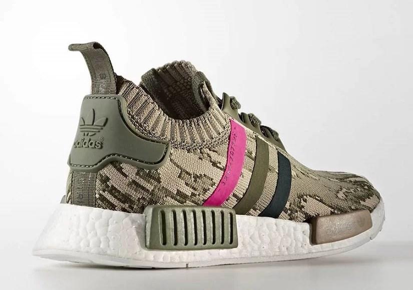 adidas nmd runner pk camo