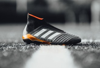 The Adidas Predator 18+