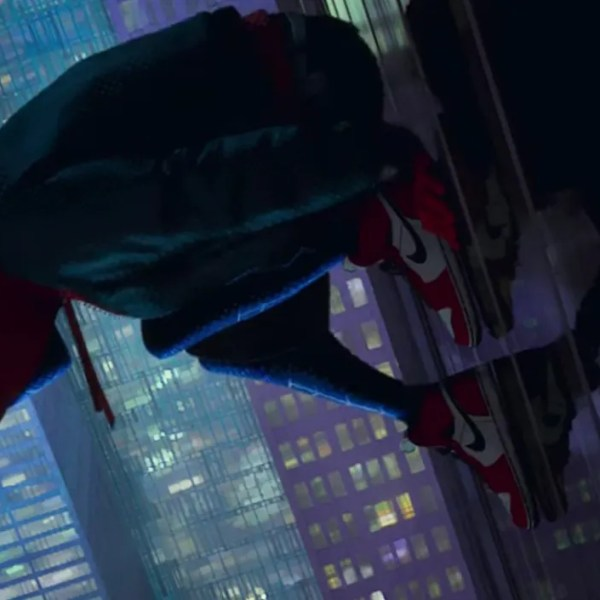 """Spider-Man: Into The Spider-Verse"" Trailer Features Spidey Wearing AJ1s"