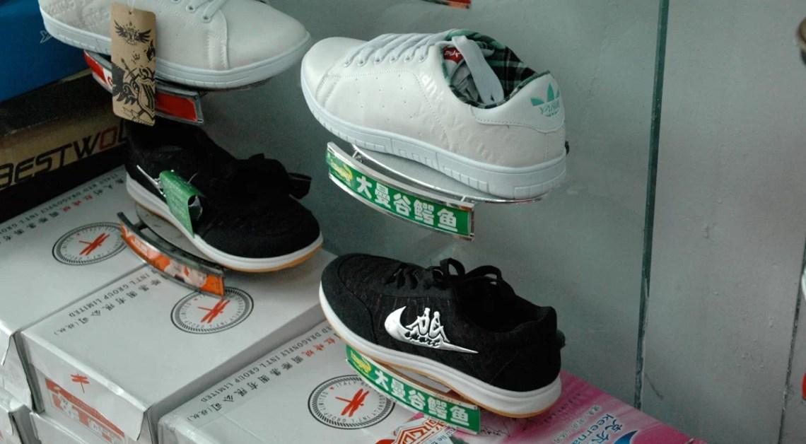 Philippines-counterfeit-sneaker-raid