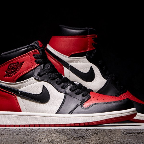 "The Nike Air Jordan 1 ""Bred Toe"" will be a General Release, Drops Saturday"