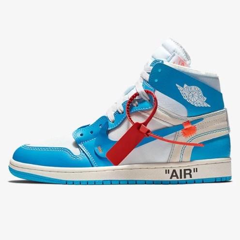 Off White x Nike Jordan 1