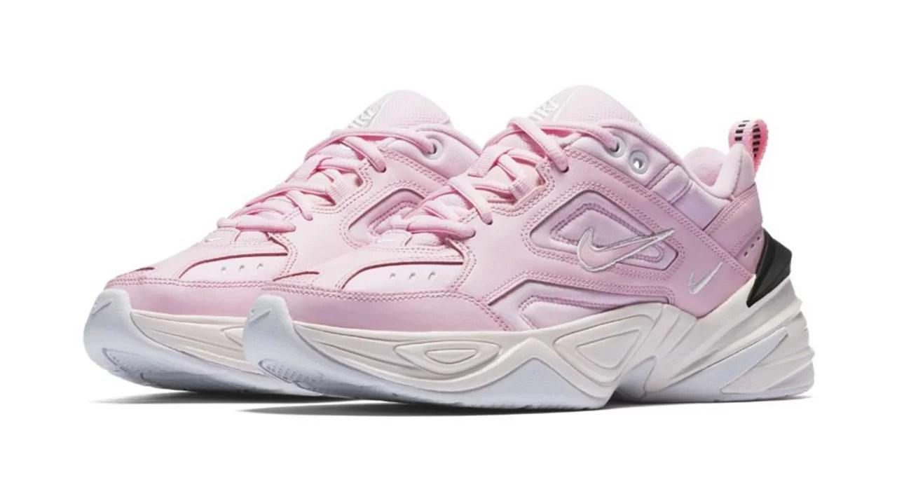 Nike M2K Tekno 'Pink Foam' Singapore