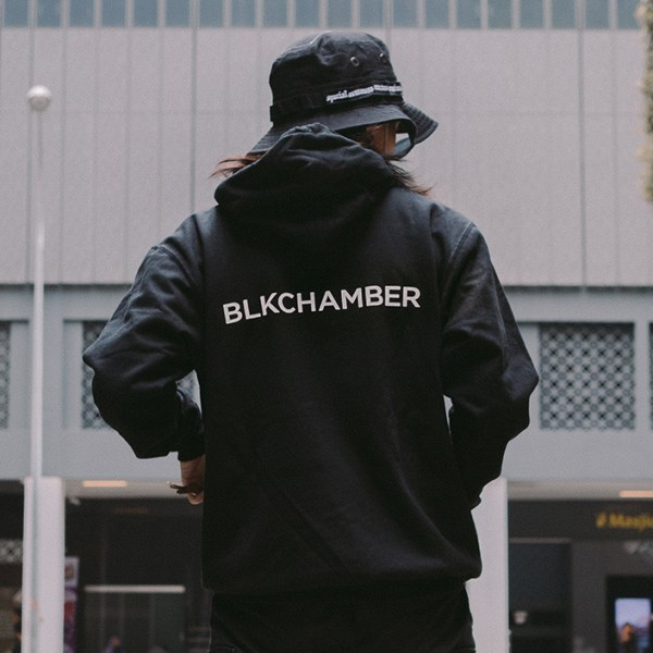Black Chamber Apparel's latest five-piece men's collection is essential