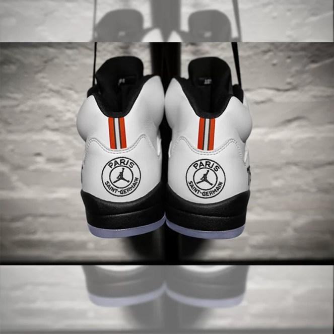 PSG Jordan 5