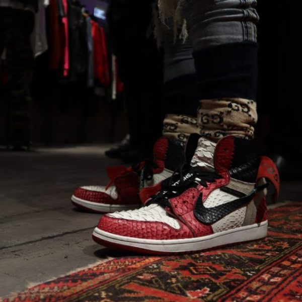 #StraatSpots Vol. 1: The coolest sneakers spotted at the Surrender launch party