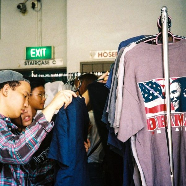 Retro Gate explores new ways of selling vintage streetwear