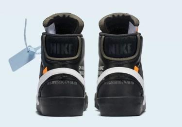 Off-White x Nike Blazer