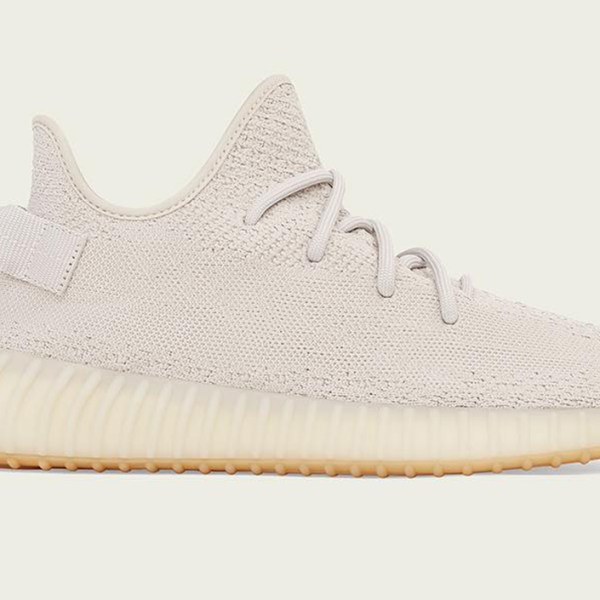 Kanye West is back with another monochrome iteration of the Yeezy 350 V2