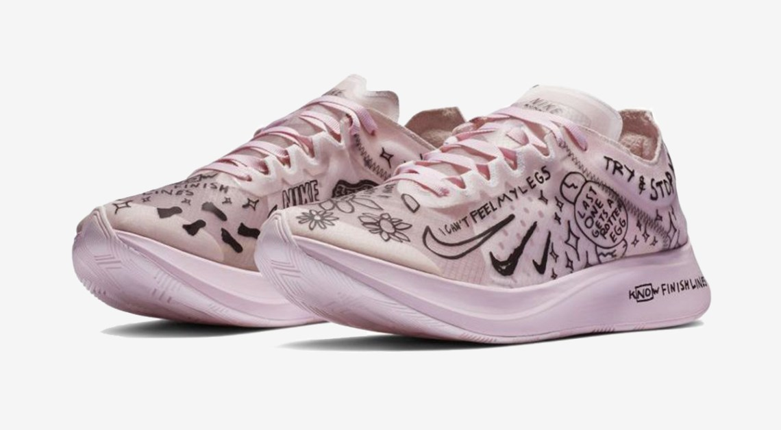 Nike Zoom Fly SP Fast Nathan Bell February footwear release