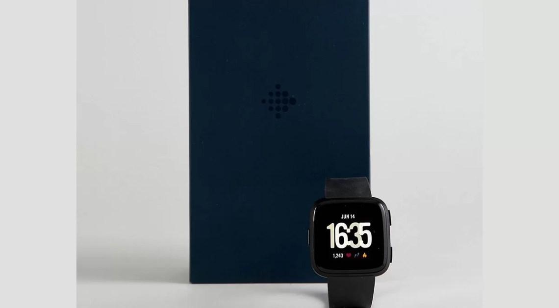 Valentine's day gifts for men Fitbit Versa Smart Watch