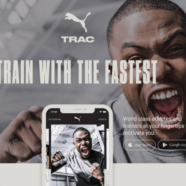 Puma's free training app, Pumatrac, offers HIIT, pilates, running and ballet workouts