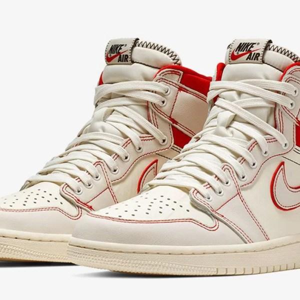 "Jordan brand reworks the Air Jordan 1 for a new ""Phantom"" effect"