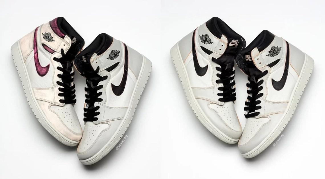 Nike SB x Air Jordan 1 Light Bone