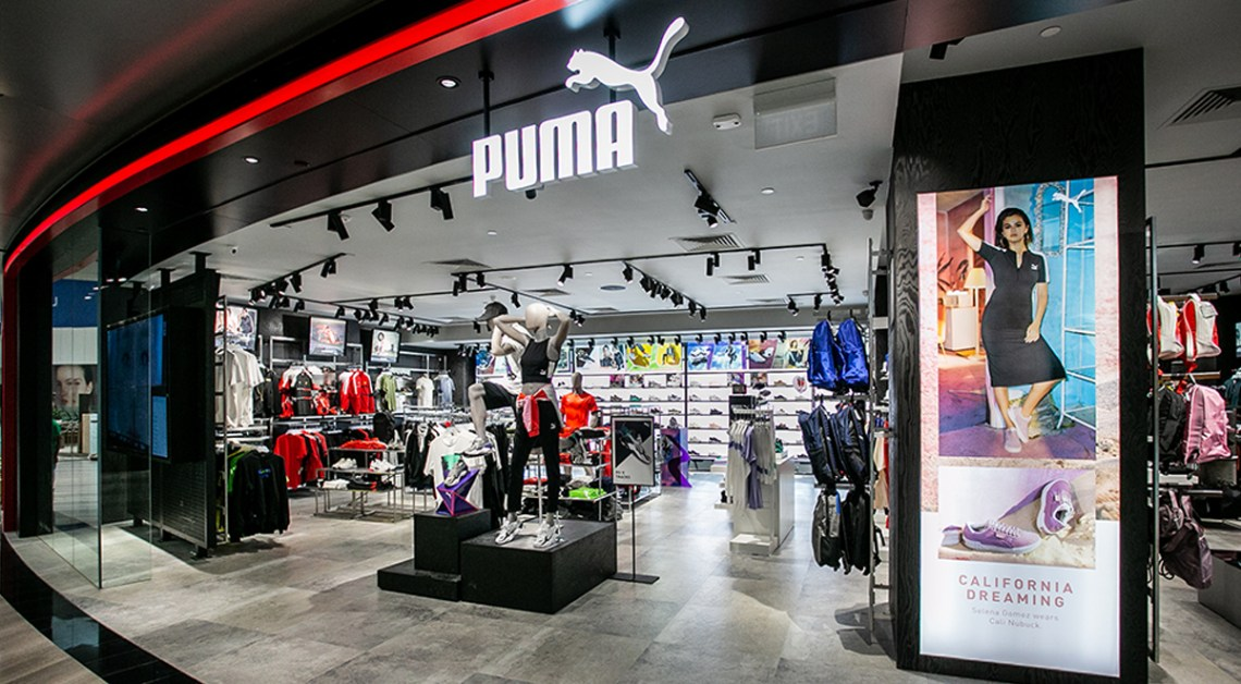 Puma Jewel Changi Airport