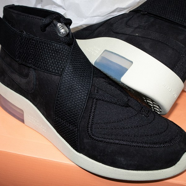 Nike Air Fear of God Raid: Closer look, size guide and release details
