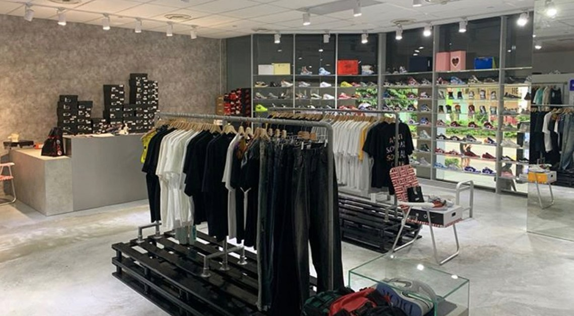 Singapore Streetwear Store Guide Heat Official