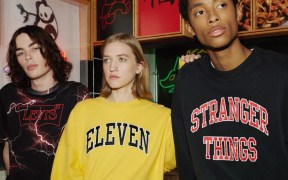 Levi's x Stranger Things Featured