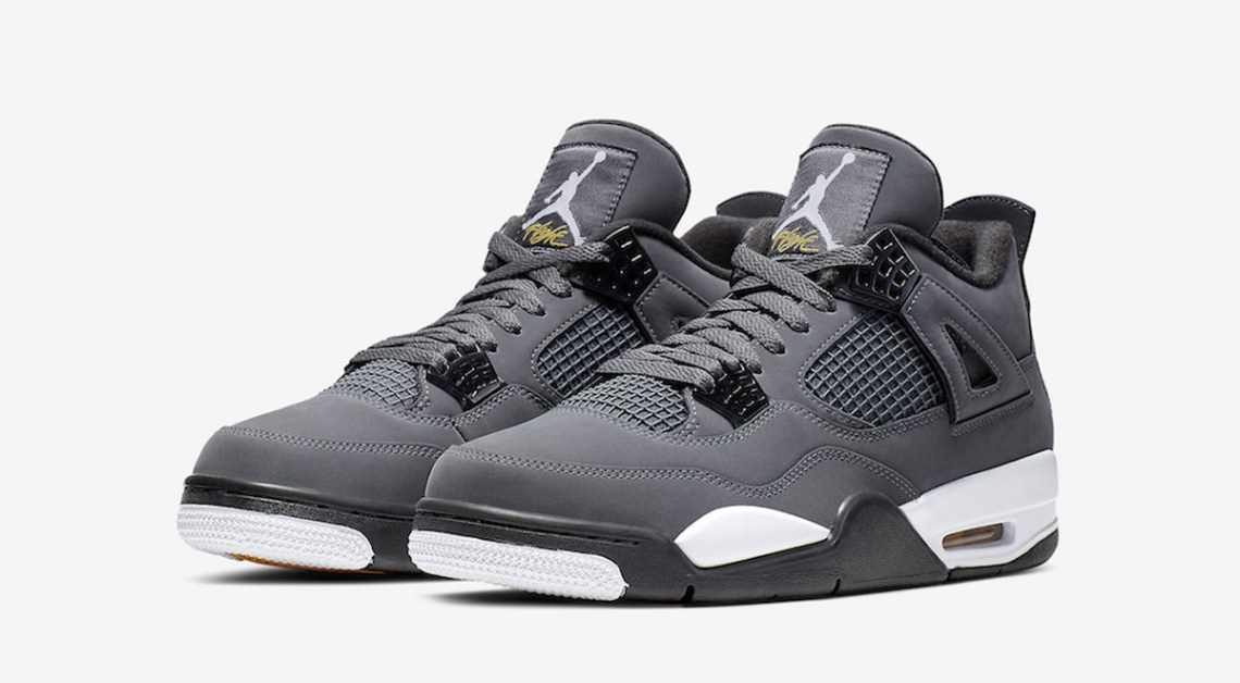air jordan 4 retro cool grey singapore launch details 2019