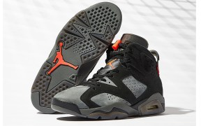 Air Jordan 6 PSG featured