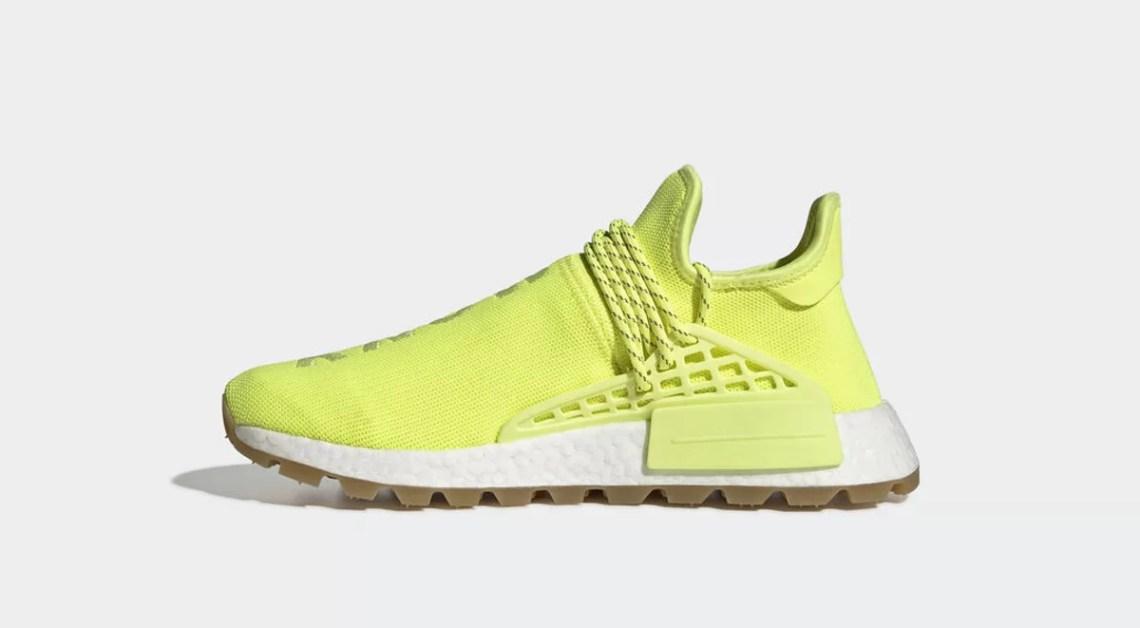footwear drops adidas x pharrell williams nmd hu air jordan 1 obsidian singapore release 2019