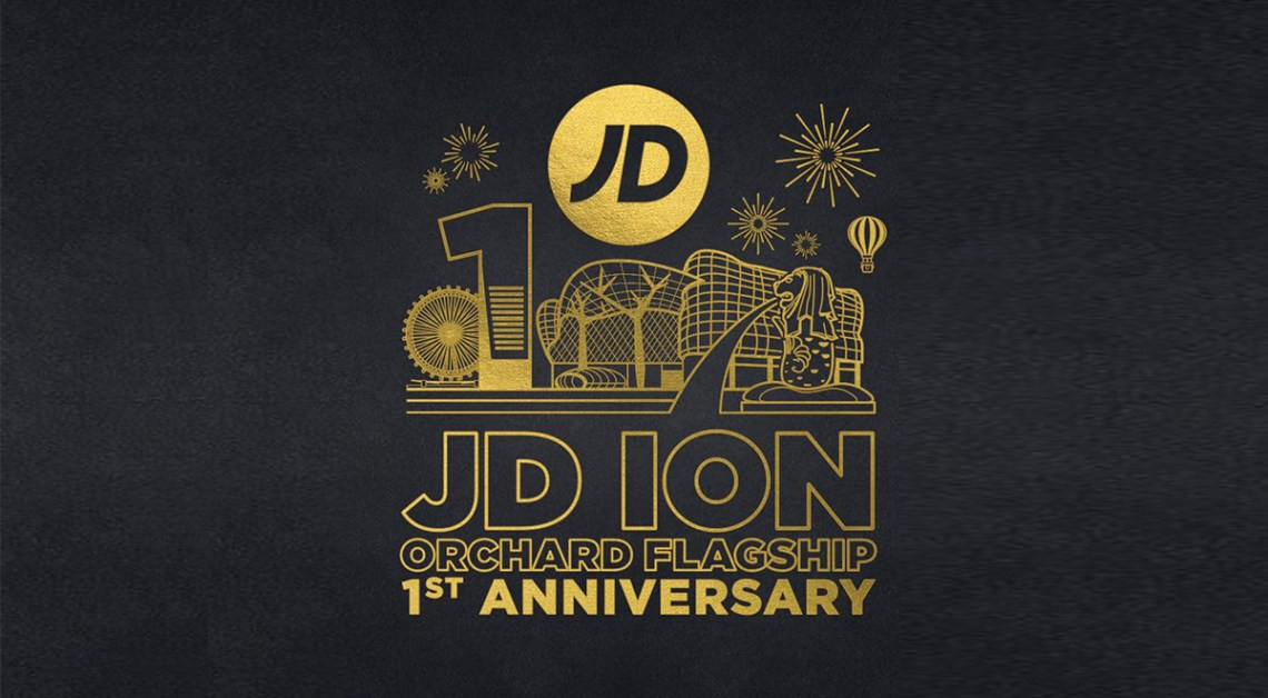jd sports singapore anniversary excluisve gift set 2019 ion orchard
