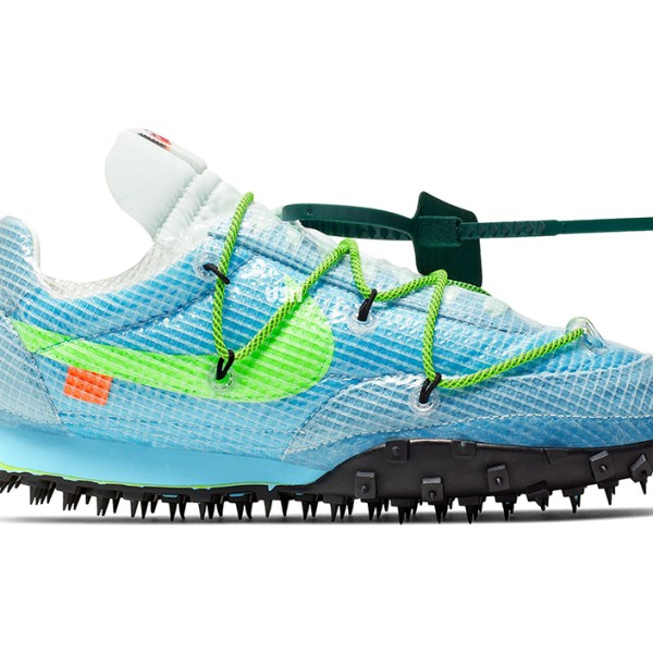 Nike and Off-White schedule next track and field sneaker collection launch