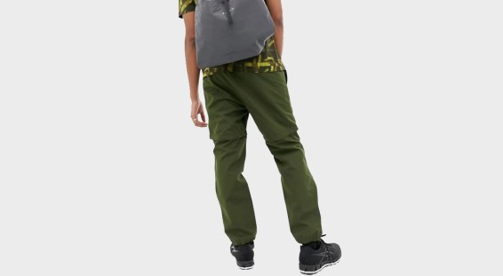 rugged fits ASOS 4505 trousers image 2