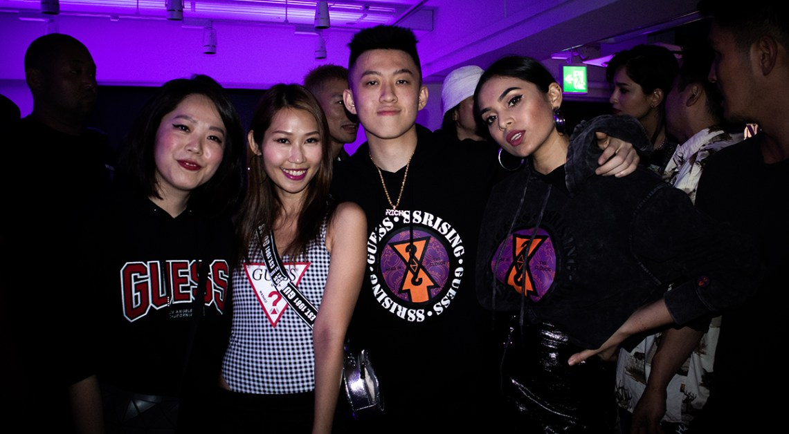 rich brian interview guess x 88rising japan launch straatosphere