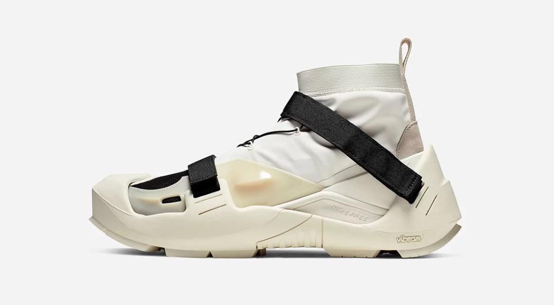 Best sneaker collaborations of 2019 Matthew M Williams x Nike Free TR 3