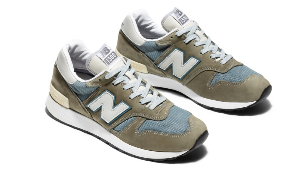 New Balance 1300JP lateral view