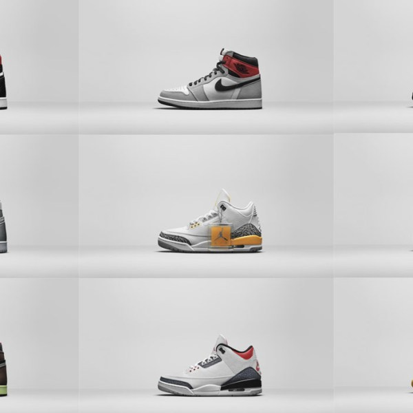 Nike has announced the Jordan Brand Fall 2020 drop list