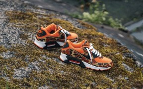 "Footwear Drops Air Max 90 ""Orange Camo"" feature 43einhalb"