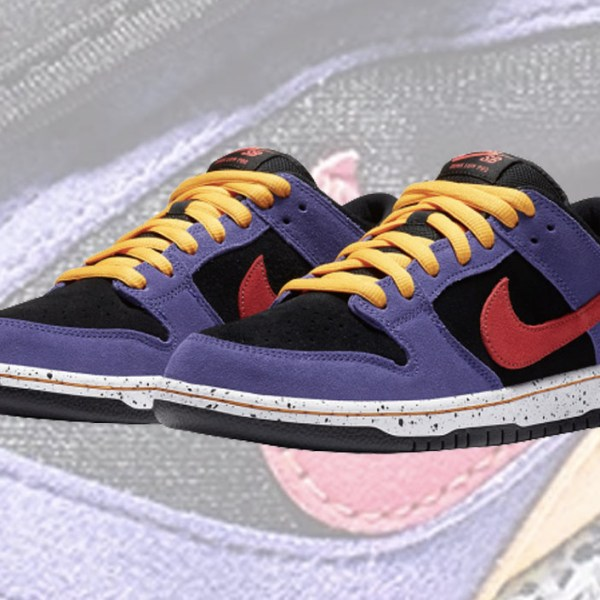 Nike SB Dunk Low gets the Air Terra ACG treatment