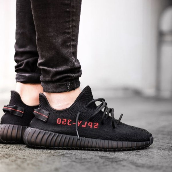 "The Yeezy Boost 350 V2 ""Bred"" restock is Kanye's Christmas gift to us"