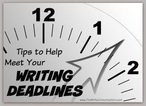 Image result for writing to deadline