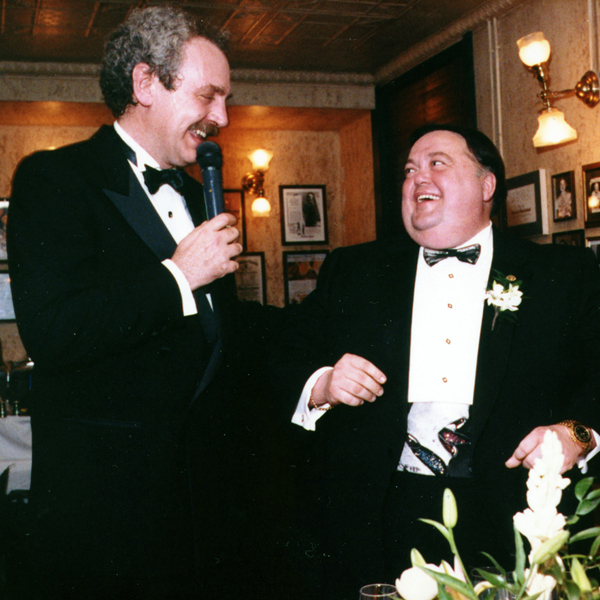 Robert Bein and Geoffrey Fushi