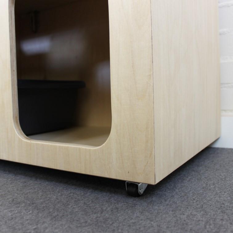 Kattenbak - STRAEL Productontwerp Utrecht