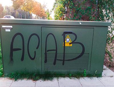 A.C.A.B. … eine Beleidigung?